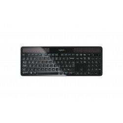 Logitech Wireless Solar KBD K750 CH