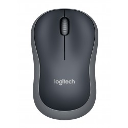 Logitech Wireless Mouse M185 Swift Grey WER