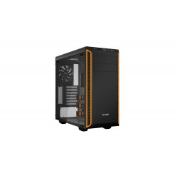 Be Quiet! PURE BASE 600 CASE WINDOW ORANGE