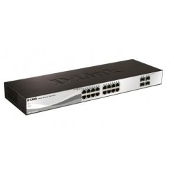 D-Link Switch 20-port switch compo sfp