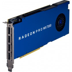 HP Radeon Pro WX 7100 8GB Graphics