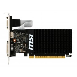 MSI VGA GT710-2GD3HLP PCI-EXP 2GB DDR3 HDMI DVI-D VGA